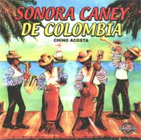 Sonora Caney De Columbia - Sonora Caney De Columbia (SICD2011) CD