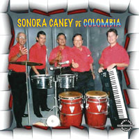 Audio CD: Sonora Caney De Colombia - Sonora Caney De Colombia (SICD2012)